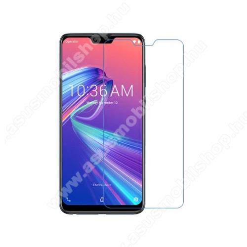 Képernyővédő fólia - Anti-glare - MATT! - 1db, törlőkendővel - ASUS Zenfone Max Pro (M2) (ZB631KL) / ASUS Zenfone Max Pro (M2) (ZB630KL)