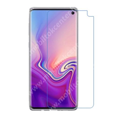 Képernyővédő fólia - Anti-glare - MATT! - 1db, törlőkendővel - SAMSUNG SM-G970F Galaxy S10e