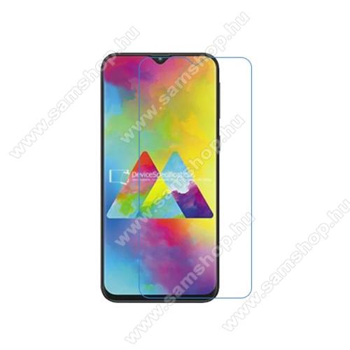 SAMSUNG Galaxy M20 (SM-M205F)Képernyővédő fólia - Anti-glare - MATT! - 1db, törlőkendővel - SAMSUNG SM-M205F Galaxy M20