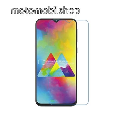 Képernyővédő fólia - Anti-glare - MATT! - 1db, törlőkendővel - SAMSUNG SM-M205F Galaxy M20