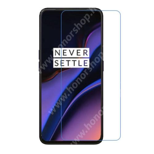 Képernyővédő fólia - Anti-glare - MATT! - 1db, törlőkendővel - OnePlus 7 Pro / OnePlus 7 Pro 5G / OnePlus 7T Pro