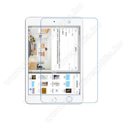 Képernyővédő fólia - Anti-glare - MATT! - 1db, törlőkendővel - APPLE iPad Mini 4 / APPLE iPad mini (2019)