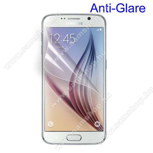 SAMSUNG SM-G925F Galaxy S6 EdgeKépernyővédő fólia - Anti-glare - MATT! - 1db, törlőkendővel - SAMSUNG SM-G925F Galaxy S6 Edge