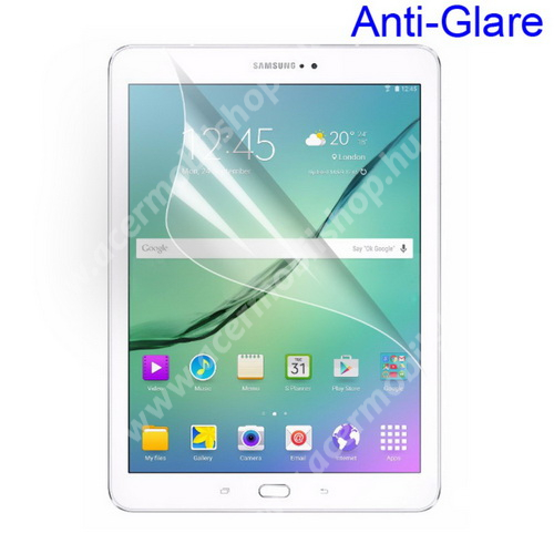 Képernyővédő fólia - Anti-glare - MATT! - 1db, törlőkendővel - SAMSUNG SM-T810 / SM-T815 Galaxy Tab S2 9.7
