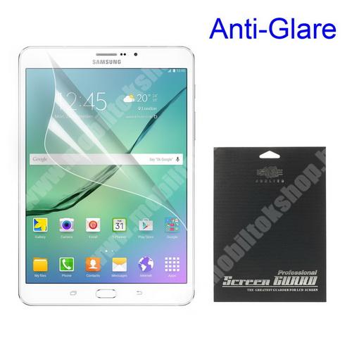 Képernyővédő fólia - Anti-glare - MATT! - 1db, törlőkendővel - SAMSUNG T710 / T715 Galaxy Tab S2 8.0