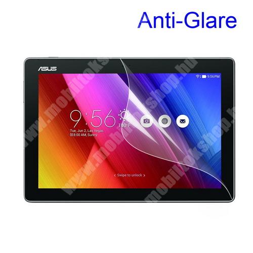 Képernyővédő fólia - Anti-glare - MATT! - 1db, törlőkendővel - ASUS ZenPad 10 (Z300C / Z300CL / Z300CG)