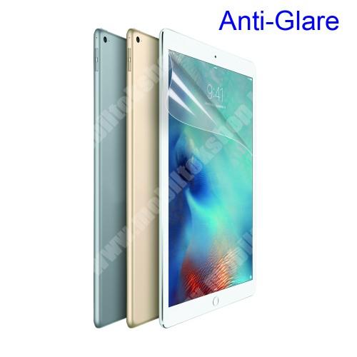 APPLE iPad Pro 12.9 Képernyővédő fólia - Anti Glare - MATT! - 1db, törlőkendővel - APPLE iPad Pro