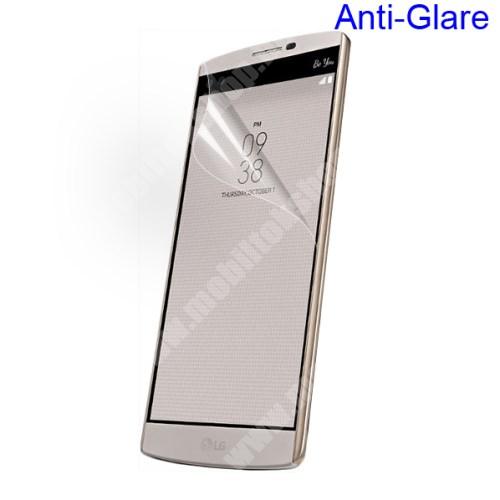 LG V10 (H960A) Képernyővédő fólia - Anti-glare - MATT! - 1db, törlőkendővel - LG V10