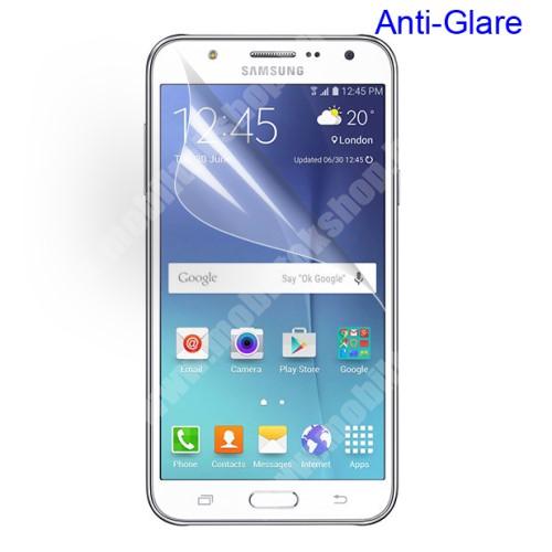 Képernyővédő fólia - Anti-Glare - MATT! - 1db, törlőkendővel - SAMSUNG SM-J510FN Galaxy J5 (2016)