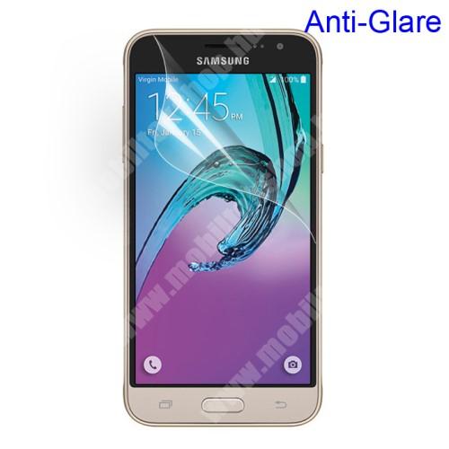 Képernyővédő fólia - Anti-Glare - MATT! - 1db, törlőkendővel - SAMSUNG SM-J320F Galaxy J3 (2016)