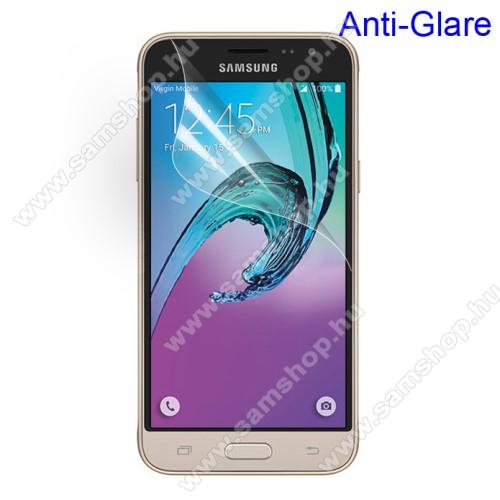 SAMSUNG SM-J320F Galaxy J3 (2016)Képernyővédő fólia - Anti-Glare - MATT! - 1db, törlőkendővel - SAMSUNG SM-J320F Galaxy J3 (2016)