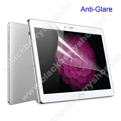 Képernyővédő fólia - Anti-glare - MATT! - 1db, törlőkendővel - HUAWEI MediaPad M2 10.0