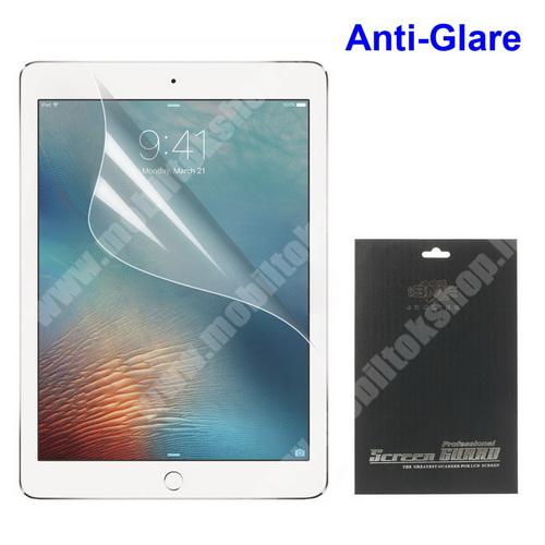 APPLE iPad Pro 9.7 (2016) Képernyővédő fólia - Anti-glare - MATT! - 1db, törlőkendővel - APPLE IPAD PRO 9.7