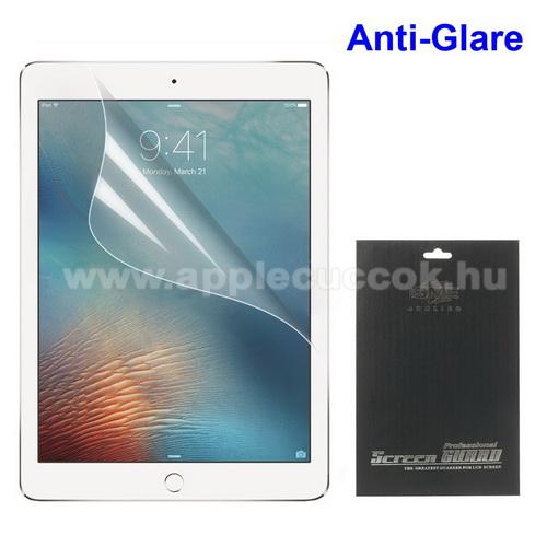 APPLE iPad Pro 9.7 (2016)Képernyővédő fólia - Anti-glare - MATT! - 1db, törlőkendővel - APPLE IPAD PRO 9.7