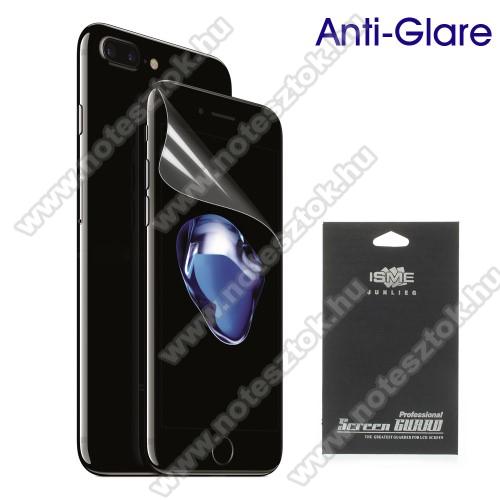 Képernyővédő fólia - Anti-glare - MATT! - 1db, törlőkendővel - APPLE iPhone SE (2020) / APPLE iPhone 7 / APPLE iPhone 8 / APPLE iPhone 6 / APPLE iPhone 6S