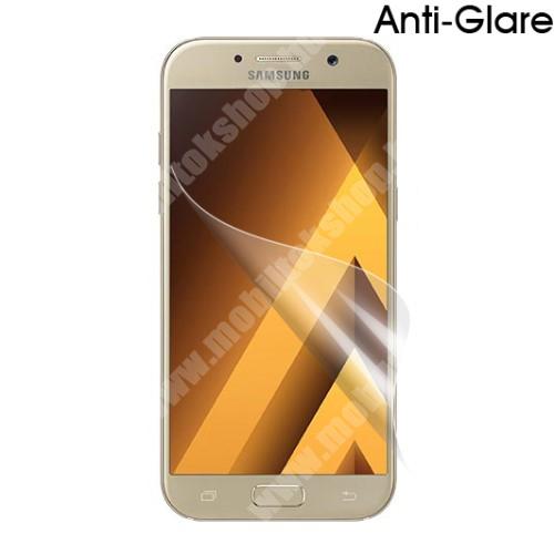 Képernyővédő fólia - Anti-glare - MATT! - 1db, törlőkendővel - SAMSUNG SM-A520F Galaxy A5 (2017)