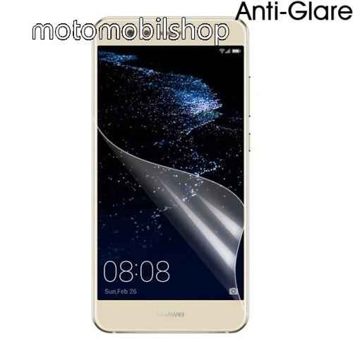 Képernyővédő fólia - Anti-glare - MATT! - 1db, törlőkendővel - HUAWEI P10 Lite