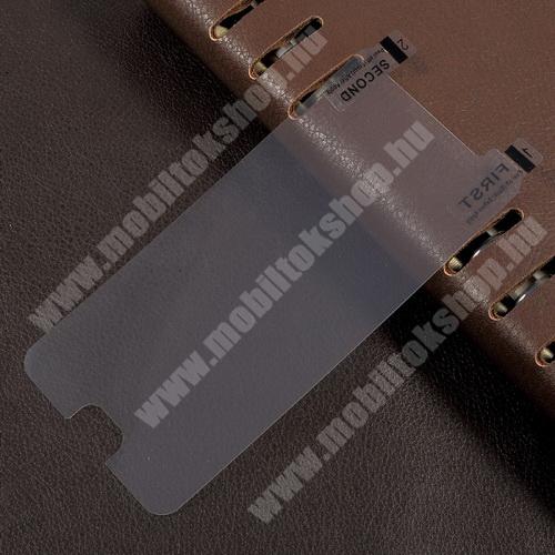Képernyővédő fólia - Anti-glare - MATT! - 1db, törlőkendővel - NOKIA 6