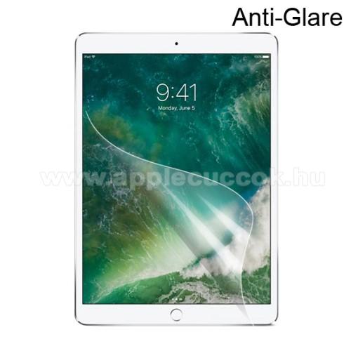 Képernyővédő fólia - Anti-glare, MATT! - 1db, törlőkendővel - APPLE iPad Pro 10.5 (2017)