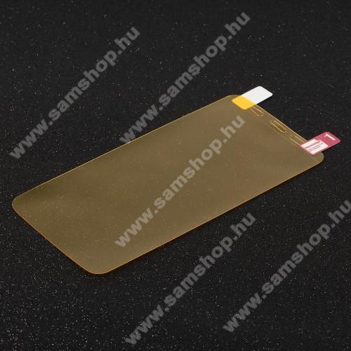 SAMSUNG SM-G960 Galaxy S9Képernyővédő fólia - Clear - 1db, törlőkendővel, teljes képernyőre - SAMSUNG SM-G960 Galaxy S9