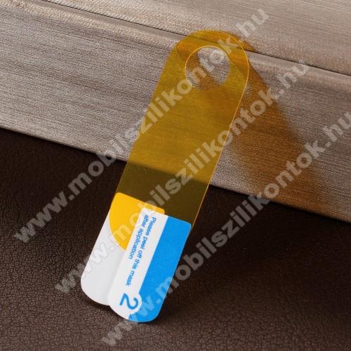 Képernyővédő fólia - CLEAR - 1db, törlőkendővel - Xiaomi Mi Band 3