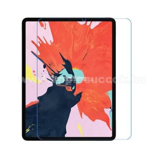 Képernyővédő fólia - Clear - 1db, törlőkendővel - APPLE iPad Pro 12.9 (2018)