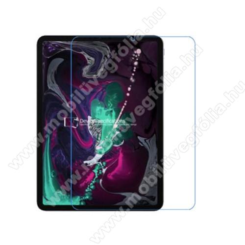 Képernyővédő fólia - Clear - 1db, törlőkendővel - APPLE iPad Pro 11 (2018)