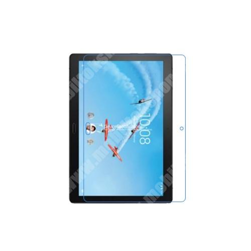 Képernyővédő fólia - Clear - 1db, törlőkendővel - Lenovo Tab P10 (TB-X705F)