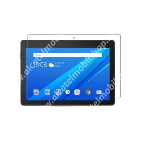 Képernyővédő fólia - Clear - 1db, törlőkendővel - Lenovo Tab E10 (TB-X104F)