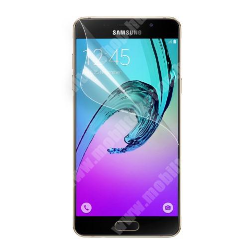 Képernyővédő fólia - Clear - 1db, törlőkendővel - SAMSUNG SM-A510F Galaxy A5 (2016)