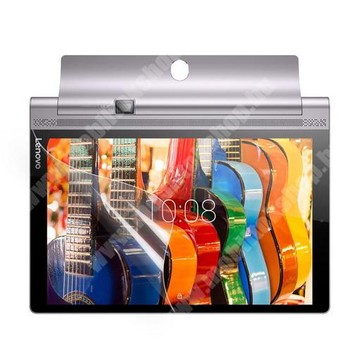 Képernyővédő fólia - Clear - 1db, törlőkendővel - Lenovo Yoga Tab 3 Pro 10.1