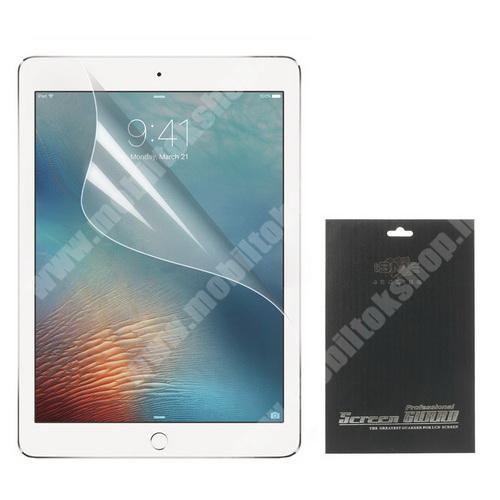 APPLE iPad Pro 9.7 (2016) Képernyővédő fólia - Clear - 1db, törlőkendővel - APPLE IPAD PRO 9.7