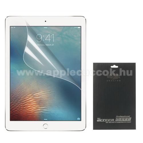 APPLE iPad Pro 9.7 (2016)Képernyővédő fólia - Clear - 1db, törlőkendővel - APPLE IPAD PRO 9.7