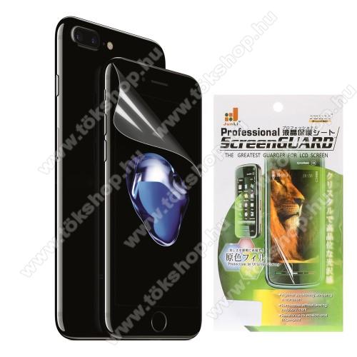 Képernyővédő fólia - Clear - 1db, törlőkendővel - APPLE iPhone 7 (4.7)  / APPLE iPhone 8 (4.7)