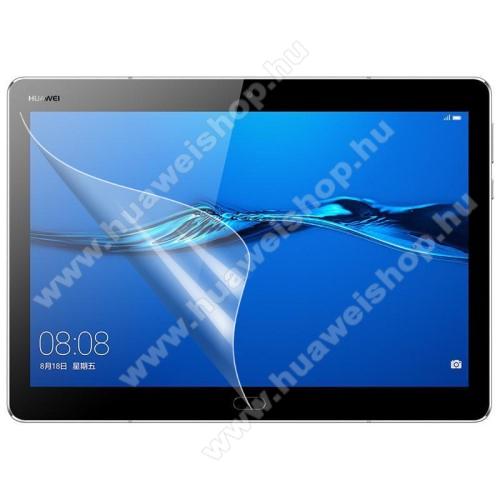 HUAWEI MediaPad M3 Lite 10Képernyővédő fólia - Clear - 1db, törlőkendővel - Huawei MediaPad M3 Lite 10