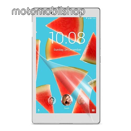 Képernyővédő fólia - Clear - 1db, törlőkendővel - Lenovo Tab 4 8