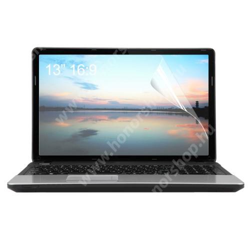 Képernyővédő fólia - Clear - 1db, törlőkendővel, teljes képernyőre - MacBook Pro 13-inch (2016)