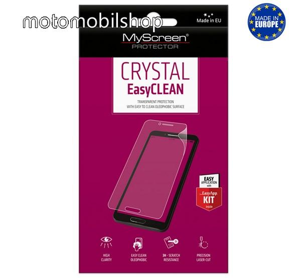 Képernyővédő fólia - CRYSTAL - 1db, törlőkendővel - ALCATEL 1S (2019)