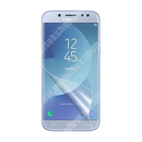 SAMSUNG Galaxy J5 (2017) (SM-J530) Képernyővédő fólia - HD CLEAR - 1db - SAMSUNG SM-J530 Galaxy J5 (2017)
