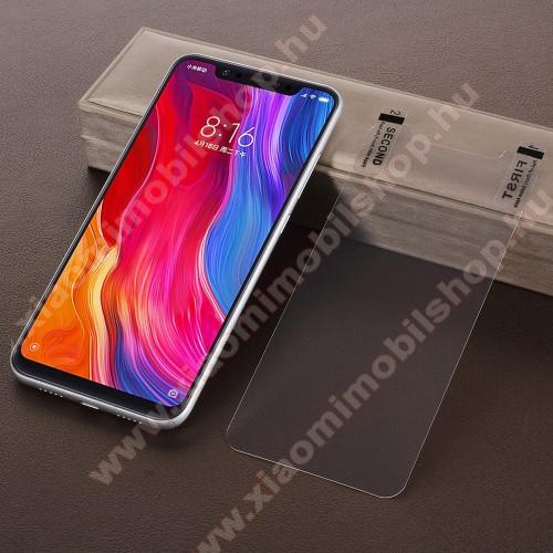 Xiaomi Mi 8Képernyővédő fólia - HD Clear - 1db, törlőkendővel - Xiaomi Mi 8 Explorer / Xiaomi Mi 8 / Xiaomi Mi 8 Pro