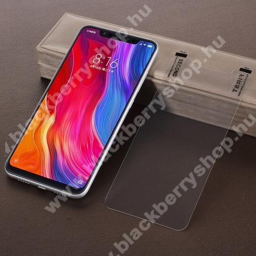 Képernyővédő fólia - HD Clear - 1db, törlőkendővel - Xiaomi Mi 8 Explorer / Xiaomi Mi 8 / Xiaomi Mi 8 Pro