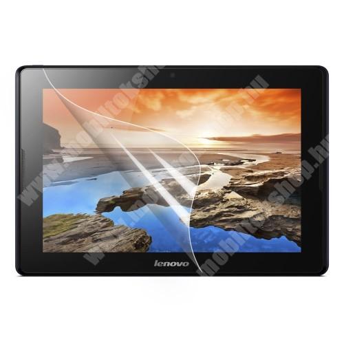 Képernyővédő fólia - HD Clear - 1db, törlőkendővel - Lenovo IdeaTab A10-70 A7600