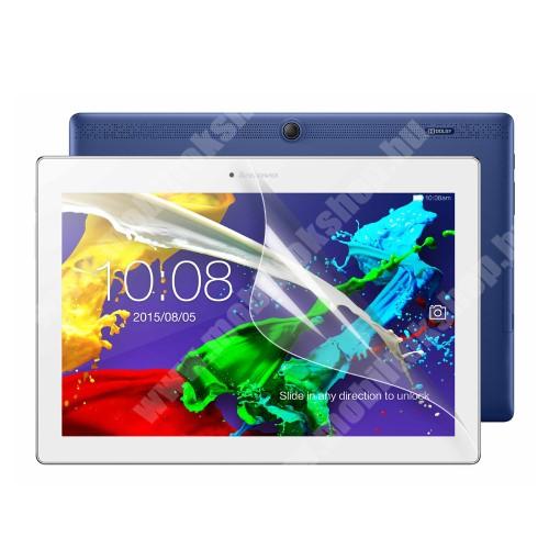 Képernyővédő fólia - HD Clear - 1db, törlőkendővel - Lenovo Tab 2 A10-70