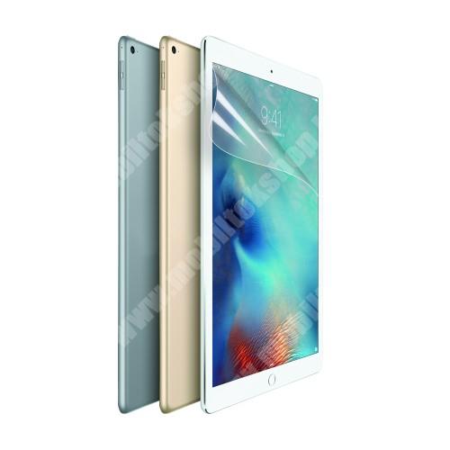 APPLE iPad Pro 12.9 Képernyővédő fólia - HD Clear - 1db, törlőkendővel - APPLE iPad Pro