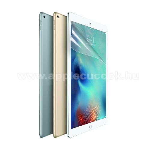 APPLE iPad Pro 12.9Képernyővédő fólia - HD Clear - 1db, törlőkendővel - APPLE iPad Pro