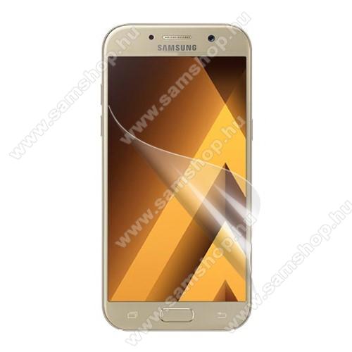SAMSUNG SM-A520F Galaxy A5 (2017)Képernyővédő fólia - HD Clear - 1db, törlőkendővel - SAMSUNG SM-A520F Galaxy A5 (2017)