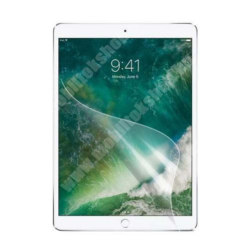 APPLE iPad Pro 10.5 (2017) Képernyővédő fólia - HD Clear - 1db, törlőkendővel - APPLE iPad Pro 10.5 (2017)