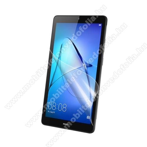 Képernyővédő fólia - HD Clear - 1db, törlőkendővel - HUAWEI MediaPad T3 10