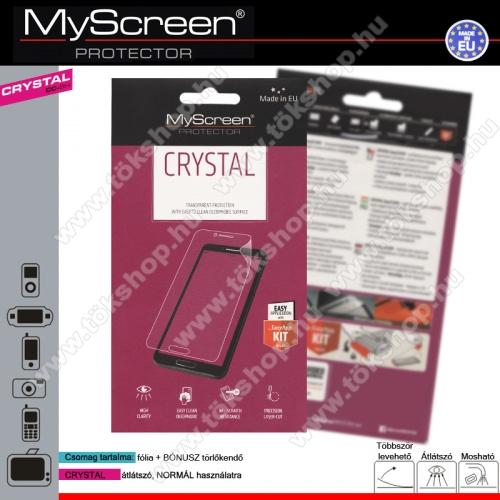 Képernyővédő fólia törlőkendővel (1 db-os) CRYSTAL - Lenovo K3 Note (K50-t5) / Lenovo A7000