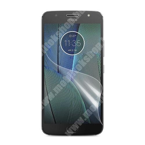 Képernyővédő fólia - Ulta Clear - 1db, törlőkendővel - MOTOROLA Moto G5S Plus (XT1803 / XT1805)